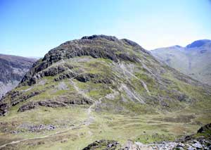 haystacks the favourite of Alfred Wainwright Lake District