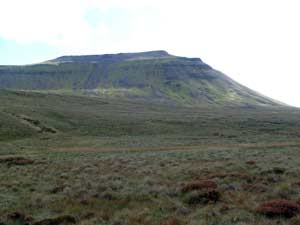 Ingleborough 3rd of the 3 peaks