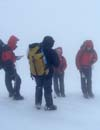 Navigation training for the National 3 peaks challenge